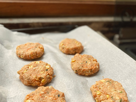 Lentil Veggie Nuggets - Protein-Rich and Healthy Carbohydrates