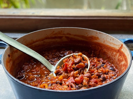 Vegetarian Kids - Chilli Bean Recipe Courtesy of Cookie and Kate