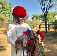 Raika & his camel