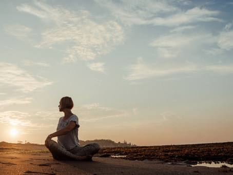 5 Techniques To Keep You Calm and Grounded