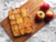 vegan super healthy apple cake