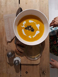 wortel kokos soep kokossoep carrot coconut soup vegan
