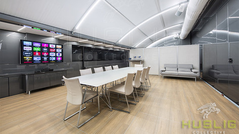 Schuler Skyrise DTM Team Headquarters