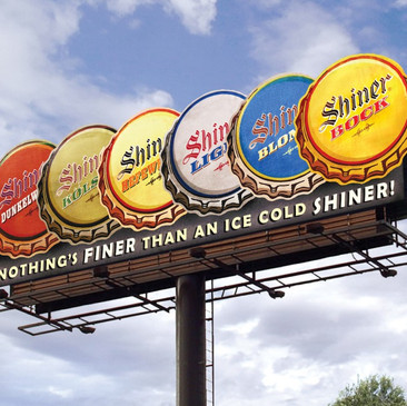 Shiner Texas Iconic Beer