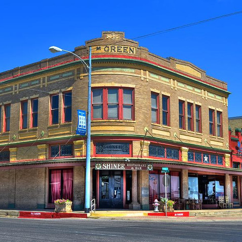 Historic Dowtown Shiner