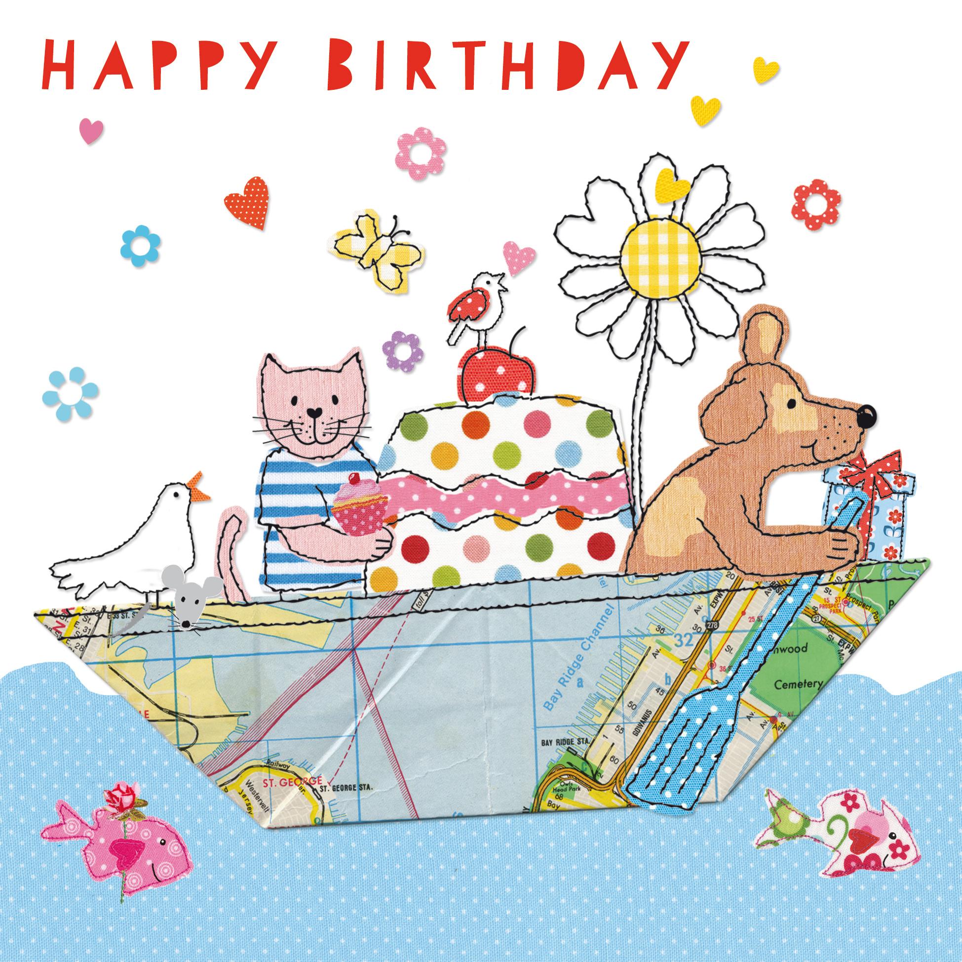 Schiff Birthday
