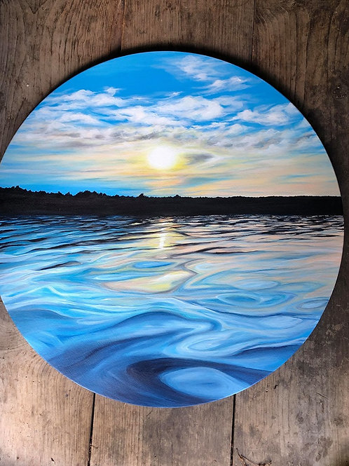 ''DAY'S END'' – 20'' diameter