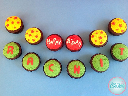 Mehndi Cake Toppers : Thecakelove themed cakes cupcakes at the cake love in vadodara