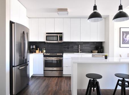 Hãy lựa chọn thiết bị phòng bếp phù hợp với gia đình bạn