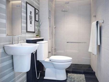 Phòng tắm thiêt kế theo phong cách sống của từng người