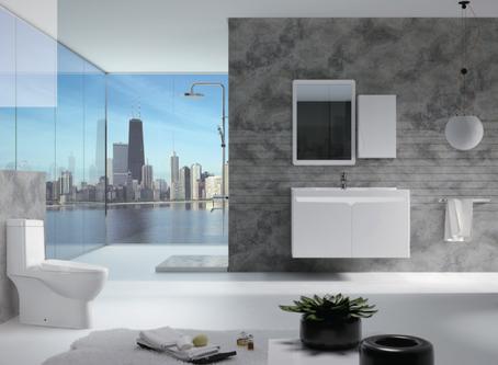 Cách vệ sinh thiết bị phòng tắm sạch như khách sạn 5 sao