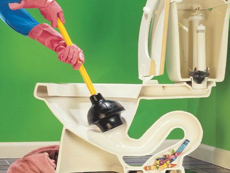Những vấn đề thường gặp với thiết bị vệ sinh và cách khắc phục