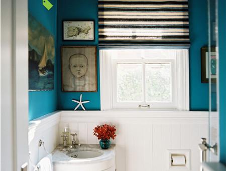 Những mẫu nhà tắm nhỏ với cách bài trí hợp lý