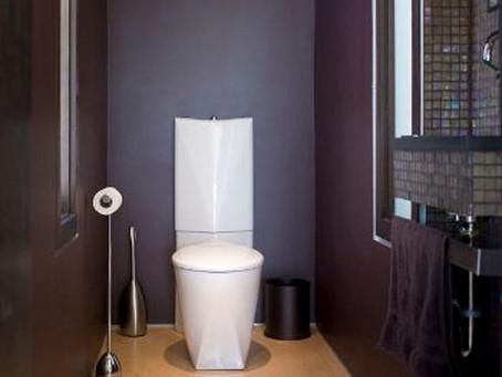 Bí quyết hay làm cho phòng tắm sạch bóng