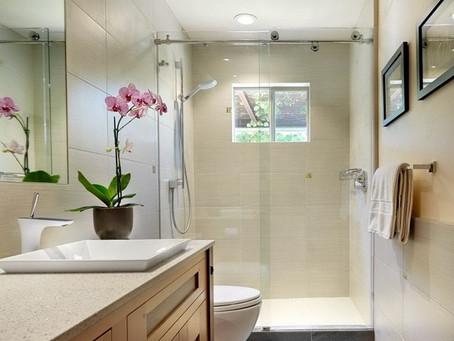 Gợi ý hay cách bố trí phòng tắm có không gian nhỏ
