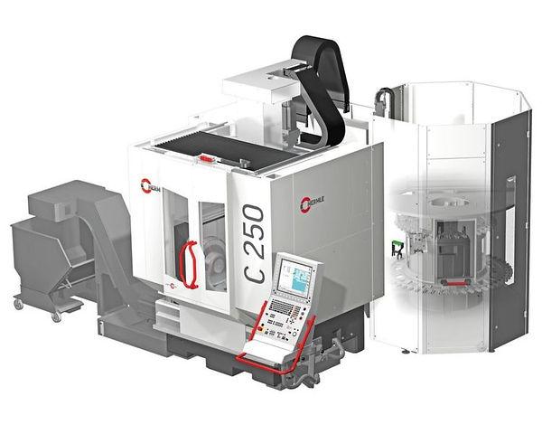 JUD CNC Technik GmbH, Präzisionsmechanik