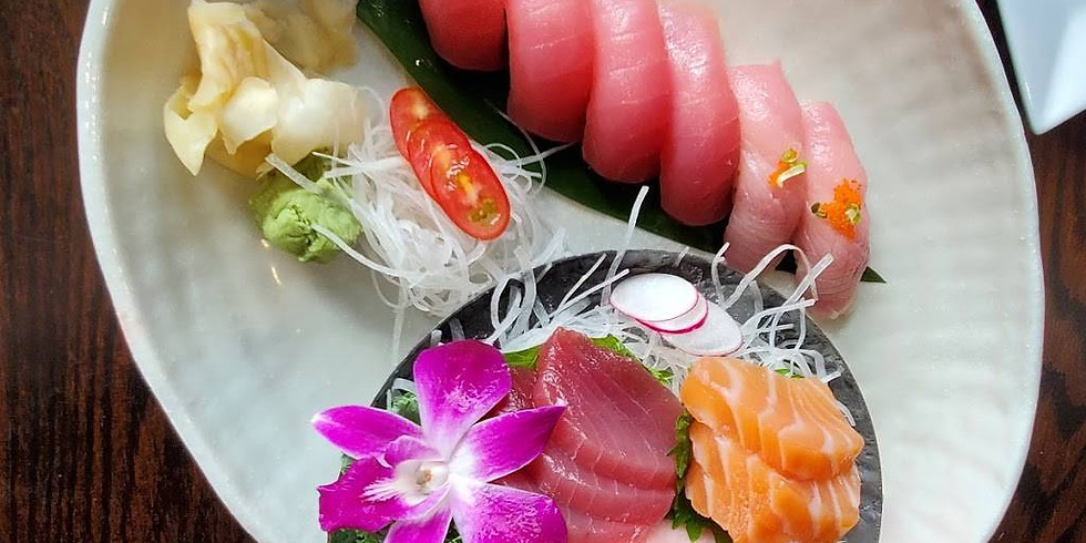 First Thursday Lunch - Fuji Sushi