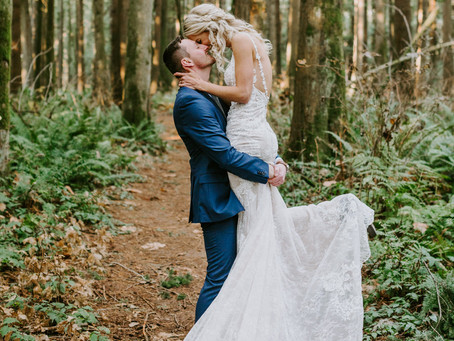 Lynden, WA Wedding