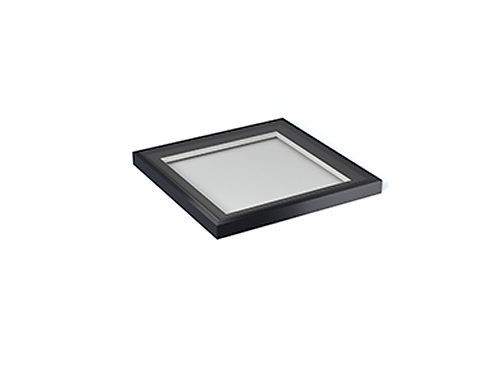 Atlas Flat Rooflight Window Active Neutral Double Glazed – White