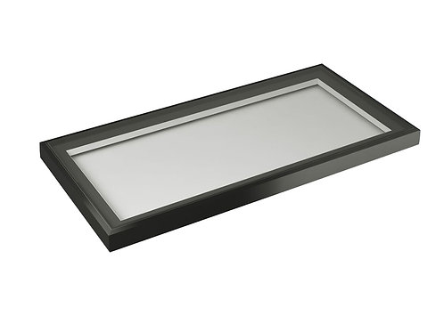 Atlas Flat Rooflight Window Active Neutral Double Glazed – GREY