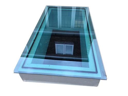 Flat Rooflight Window Active Neutral Double Glazed