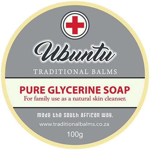 Pure Glycerine Handsoap 100g