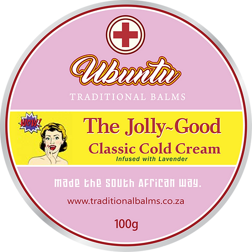 Jolly-Good Classic cold cream 100g