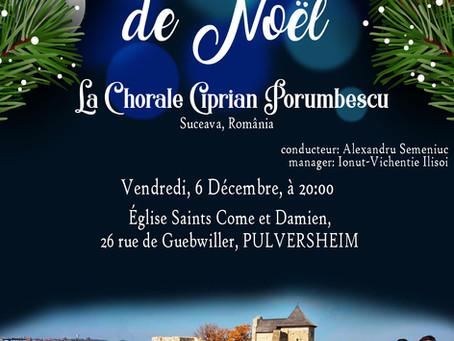 Sărbătoarea Sfântului Nicolae la Pulversheim, bucurie și vindecare