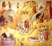 Taierea capului Sfantului Proroc Ioan Botezatorul (Post)Sambata 29 august Sf Liturghie ora 10.00