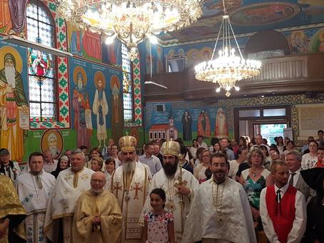 Articolul VII: Rolul bisericii în viața românilor aflați departe, Emisiune TVR International