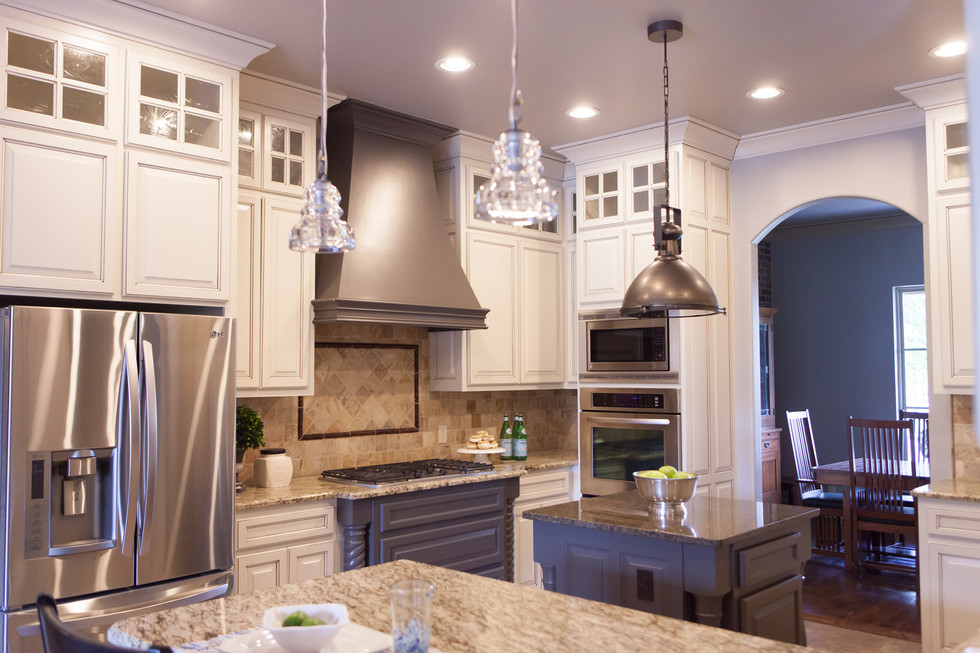 Want a New Kitchen? Just Paint.