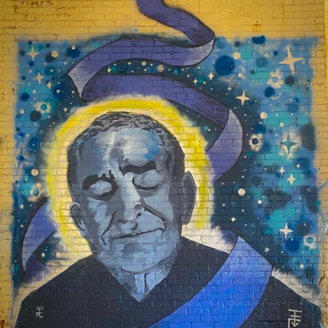 Silo City Mural. Buffalo, NY