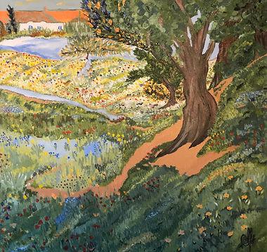 The Garden Path by Ilona McCrea