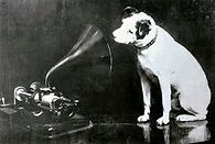 Edison dog listening to phonograph.jfif