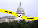 Surprise!  A Temporary Breakthrough on the Shutdown!