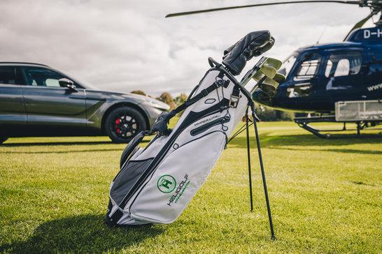 HELIGOLF & Aston Martin
