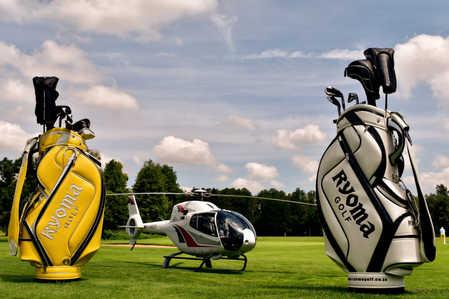 RYOMA Golf Leihschläger Sets mit KRAMSKI Putter