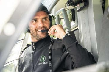 Pilot Christopher Huwerth