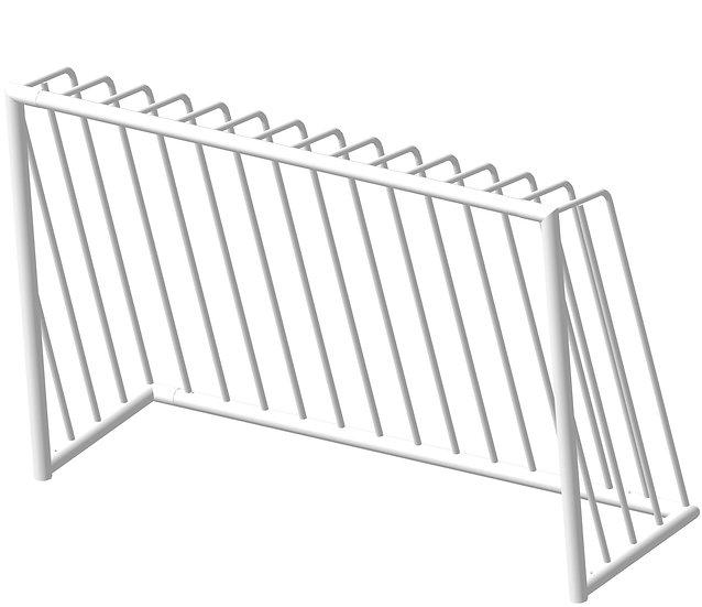Ворота для мини футбола 3х2 м. (антивандальные)