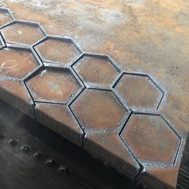 Газопламенная резка металла