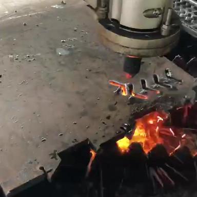 Перфорация би-металла