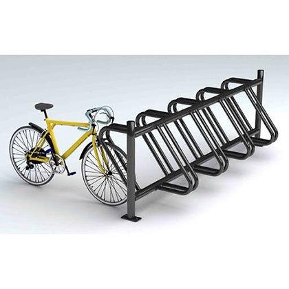 Вело-парковка двухсторонняя на 9 мест