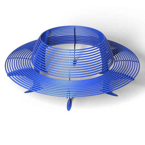 Лавочка ПРАЙМ круглая (Ø-2500 мм)
