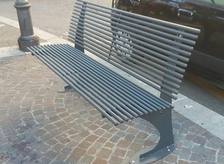 Уличная мебель, которая соответствует строгим стандартам
