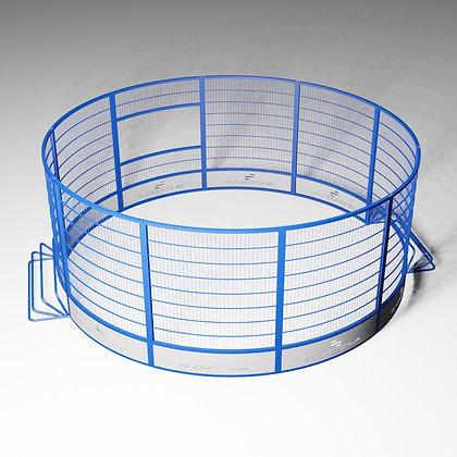 Арена-манеж для мини-футбола Ø-15 метров