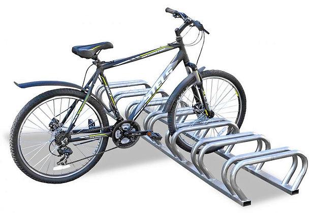 Вело-парковка универсальная на 7 мест