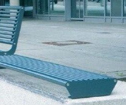 Скамейка ZORRO (на бетонный парапет)