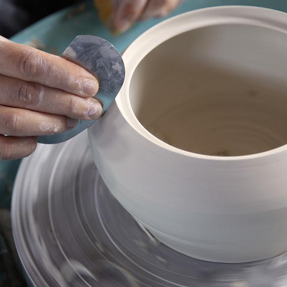 Hub City Empty Bowls - Bowl-Making Workshop