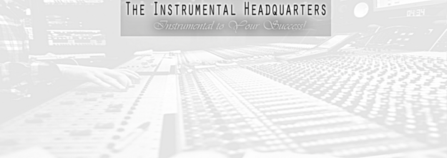 The Instrumental HQ | Beats - Mixing - Mastering