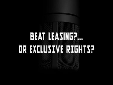 Understand Beat Licensing - Part 4